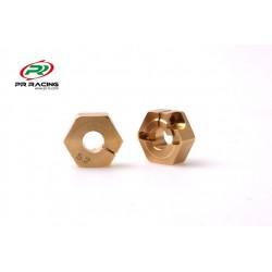 Hexagones de roue de 12mm...