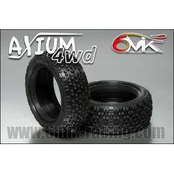 AXIUM SILVER AVANT 4x4 +...