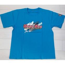 Tee shirt Hong Nor 2020 bleu